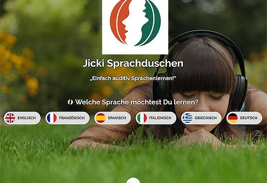 Jicki Sprachduschen