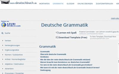 Deutsch lernen bei mein-deutschbuch.de
