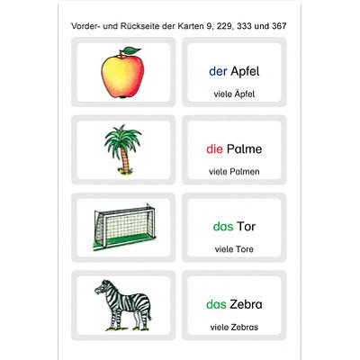Bild-Wort-Karten vom Jandorf-Verlag
