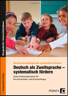 Deutsch als Zweitsprache systematisch fördern