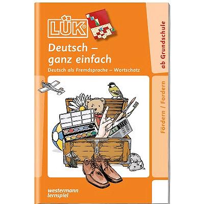 LÜK – Deutsch ganz einfach 1
