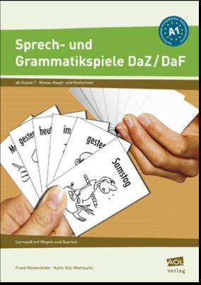 Sprech- und Grammatikspiele